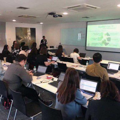 2019 泰國教育訓練