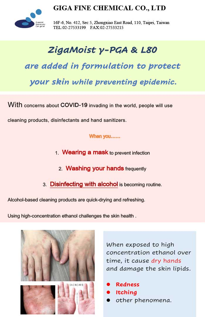 Protect your skin while preventing epidemic