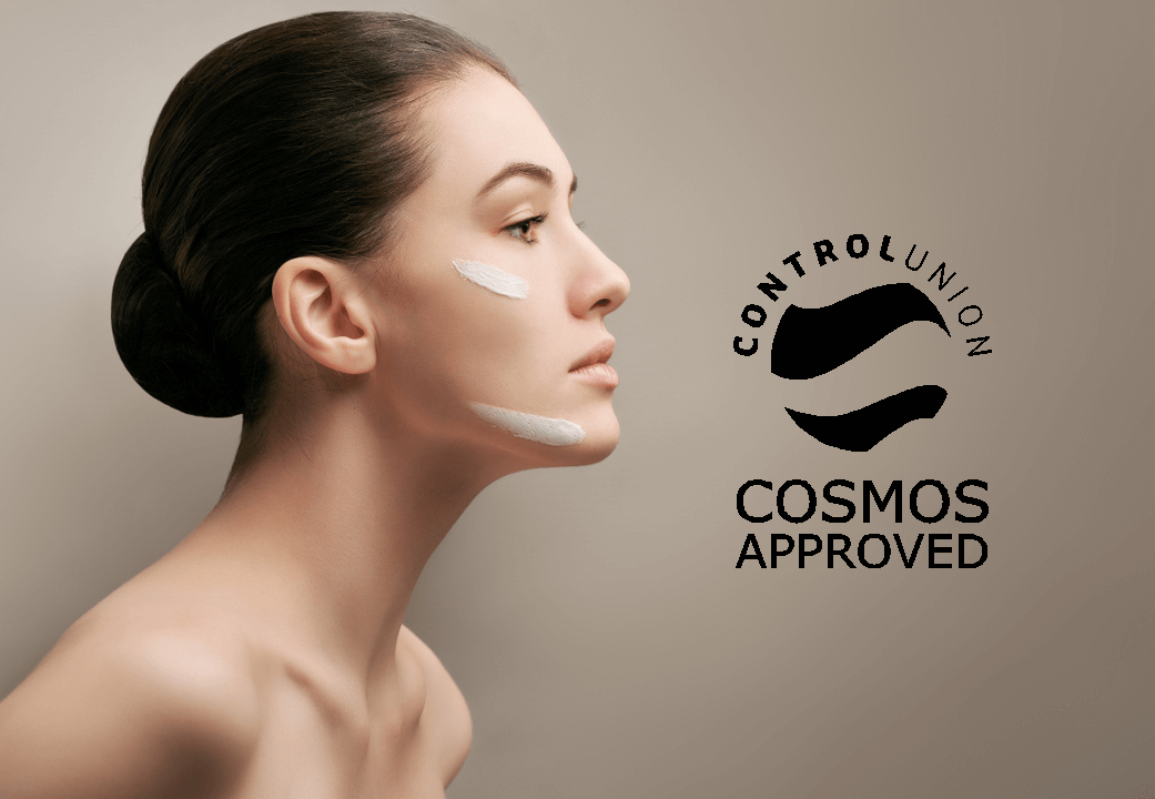 GIGA Fine Chemical products are now COSMOS approved